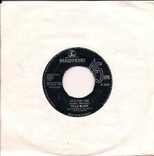 "Cilla Black It's For You UK 45 7"" single +He Won't Ask Me"