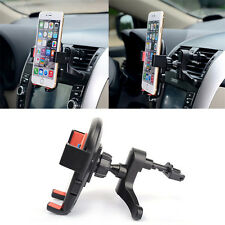 360° Car Air Vent Mount Cradle Holder Stand For Mobile Cell Phone GPS EW