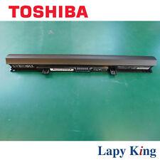 Genuine Toshiba Satellite L50D Battery 14.8V 2800mAh 45Wh PA5185U-1BRS Black