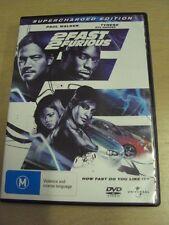 DVD - 2 Fast 2 Furious - R4