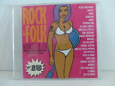 CD Sampler Rock & Folk 15 BELLRAYS RONNIE SPECTOR ARCHIVE PRIMAL SCREAM POEHL