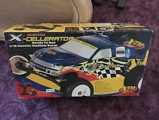 X-CELLERATOR rc 1/10 2wd TRUCK ELECTRIC xtm racing