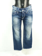 ROCK REVIVAL  JEANS IN W26 / BLAU & NEUWERTIG - LUXUS PUR    ( L 8682 )
