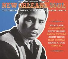 Soul Jazz Records Presents - New Orleans Soul 1960-1976 - CD