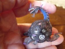 bakugan brawler evolution darkus translucent black hydranoid Sega Toys 500G