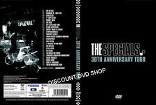 The Specials - 30th Anniversary Tour Live In Concert (DVD, 2012)