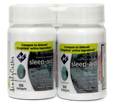192 Sleep Aid Members Mark Diphenhydramine 50mg Softgel Simply Right