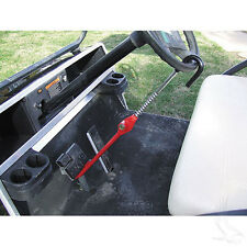 """The Club"" Pedal to Wheel Lock Golf Cart Club Car EZGO Yamaha"