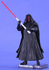 Star Wars episodio 1 Suelto Muy Raro Darth Maul Tatooine C-10+ Perfecto Estado.
