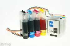 Continuous Ink Supply System for HP 10/11 BusinessJet 2600 2280 2250 2230 2300