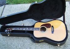 Rare 1970s MIJ Luxor 49999K Dreadnaught Acoustic Guitar Brazilian Martin strings