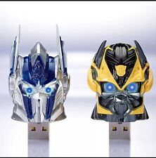 Transformers Optimus Prime BumbleBee USB Flash Drives Cute Gift 32G memory stick