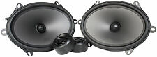 MTX THUNDER681 5 inch x 7 inch 2-Way 90W RMS 4 Ohm Component  fits 6x8 opening