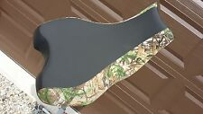 Honda FOREMAN 500  CAMO & GRIPPER seat cover   FITS 2012 -2013