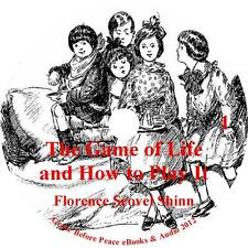 The Game of Life and How to Play It, Audiobook by Florence Shinn on 3 Audio CDs