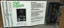 MAGIC STRING Gigs & Reels cassette tape 1992 Memphis Celtic traditional Irish