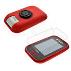 Road/Mountain Bike Cycling Red Protect Case+ Screen Protector For GPS Polar V650