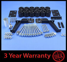 "95-99 Chevy GMC Tahoe/Yukon/Suburban 2WD/4WD 3"" Full Body Lift kit Front & Rear"