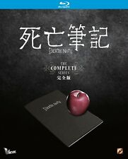 Death Note 1 & 2 + L: Change the World Blu-Ray Set [Region A] Live Action E Subs