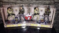 "Matty Collector Mattel Ghostbusters 2 Figure 12"" Full Set New Extremely Rare"