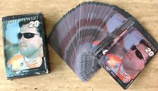 NASCAR TONY STEWART # 20 COLLECTOR PLAYING DECK OF CARDS HOME DEPOT 2001