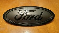 2015-16 Ford F150 TAILGATE emblem custom GLOSS magnetic and black combo