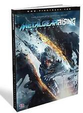 Metal Gear Rising: Revengeance : the Complete Official Guide by Piggyback...