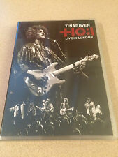 Tinariwen +10:1 Live In London DVD Rare Out Of Print New Sealed