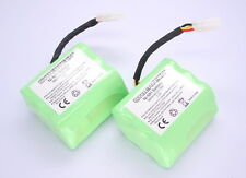 Cybertech 2X 2-pack SUPER Extended 3800mAh Replacement Battery for Neato XV-11
