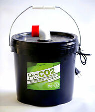 Air-Forced Pro Co2 Bucket w/ Air Pump -Natural Ez Carbon Dioxide ProCo2 Hanging