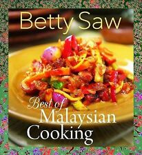 NEW - Best of Malaysian Cooking, Betty Saw - Paperback Book | 9789814561419