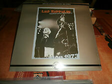 "led zeppelin""southampton 1973.part2""lp12""ltd:193/300ex.vinyl couleur.scellé/mint"