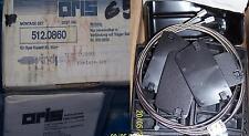 windprofil ORIS Montage-Set 512.0860 für Opel Kadett, NEUWERTIG UNBENUTZT!!!