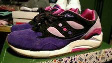 Saucony G9 Shadow 6 x Feature Barney Yeezy Supreme