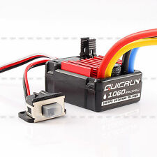 RC Car Hobbywing QuicRun 1060  60A Brushed  ESC Electronic  Speed Controller Hot