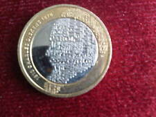 Charles Dickens 2012 due Pound Coin