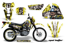 AMR Racing Suzuki DRZ 200 SE Graphic Number Plate Kit MX Bike Decals 96-09 MH YS