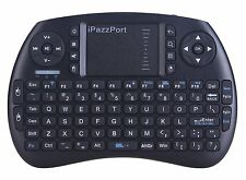 iPazzPort Wireless Mini Keyboard with Touchpad for Android TV Box and Raspberry
