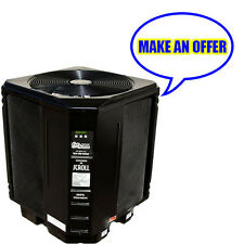 HE90 GULF STREAM HEAT PUMP$ BEST PRICE HE90 5 YEAR SWIMMING POOL HEAT PUMP