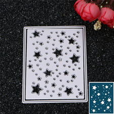Star Template Cutting Dies Stencil DIY Scrapbooking Album Card Embossing Craft