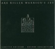 Axe Killer Warrior's Set: Vampire Rock/Solid As A Rock/Live And Raw [Box] by...