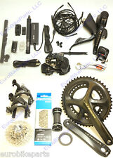 2016 Shimano Ultegra 6870 Di2 Electronic 11s Group Groupset Kit - Internal