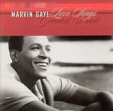 Love Songs: Greatest Duets by Marvin Gaye (CD, Jan-2003, Motown (Record Label))
