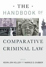 The Handbook of Comparative Criminal Law (Stanford Law Books), , Books