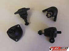 Chevrolet Set 4 Ball Joints Upper and Lower Suspension Part High Quality