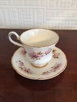 Lovely Royal Grafton Teacup And Saucer