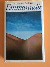 LIBRO ROMANZO - EMMANUELLE - ROMANZO EROTICO  DI EMMANUELLE ARSAN - 1981