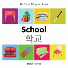 My First Bilingual Book?School (English?Korean), Milet Publishing, New Books