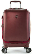 "Heys America Portal 21"" 4 Wheeled Spinner Carry On Luggage - Burgundy"
