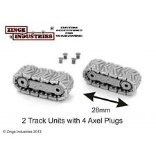 Zinge Industries - Vehicle Tanks Small Track Units X 2 S-TRA07